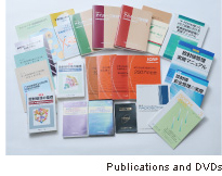 Publications and DVDs